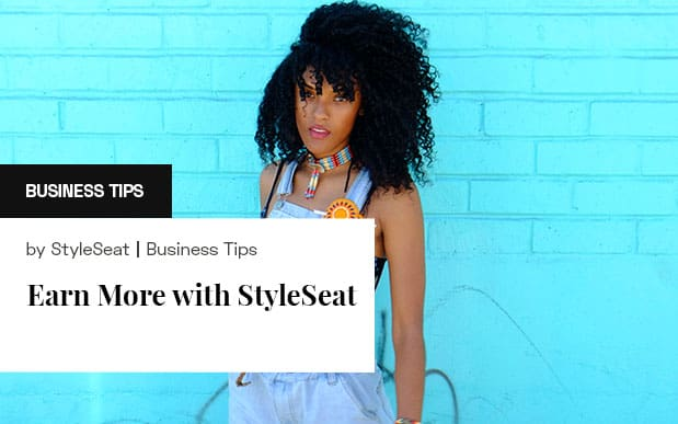 Blog: Earn More Automatically with StyleSeat