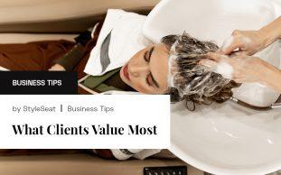 What Clients Value Most