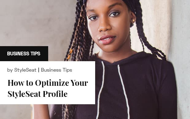 optimize your styleseat profile
