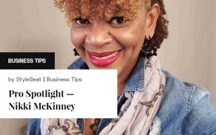 Pro Spotlight — Nikki McKinney