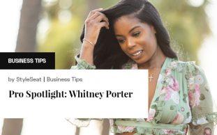 Pro Spotlight: Whitney Porter