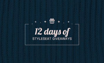 StyleSeat's 12 Days of Giveaways Sweepstakes Official Rules