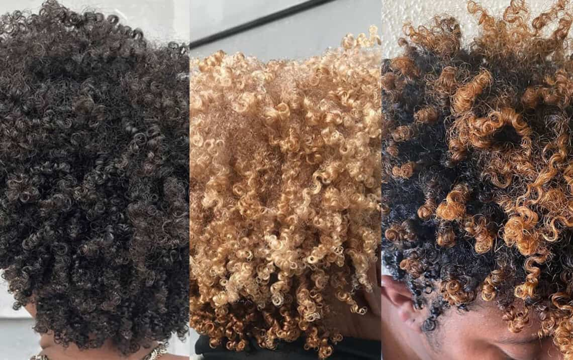 Spring 2021 Hair Trend Wash-and-Go Natural Curls