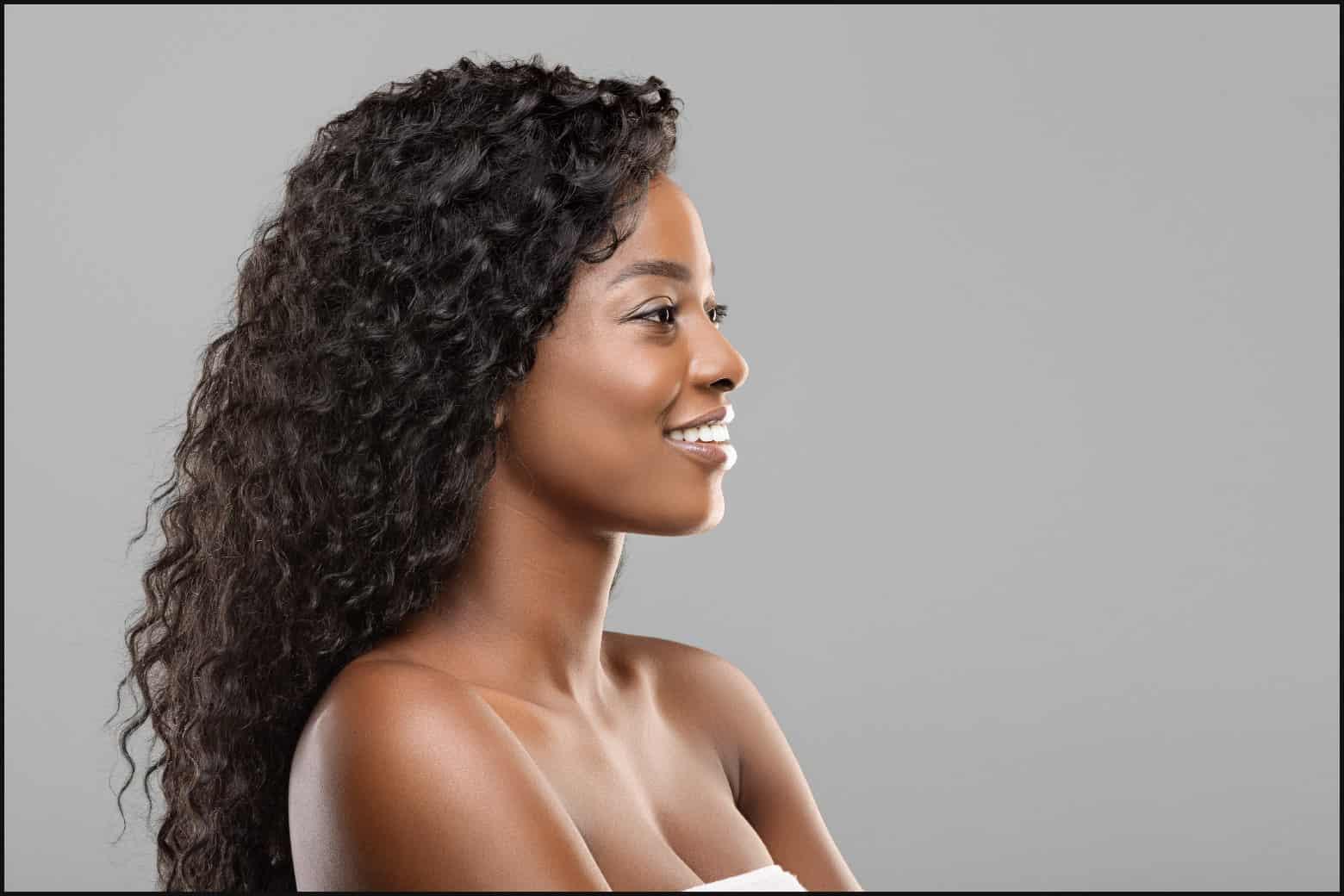 deep wave hair weave texture